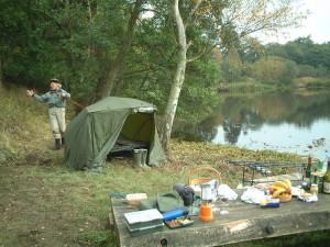 Estate Fishing the Low Lake