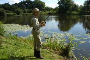 Estate Fishing Low Lake 5