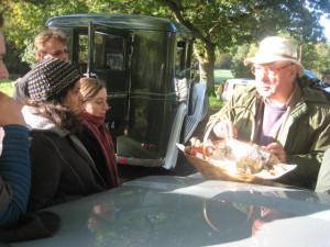 Staff Wild Mushroom Foray on the Estate 2