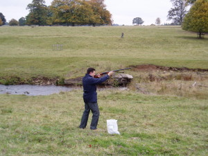 Staff Game Shoot 7